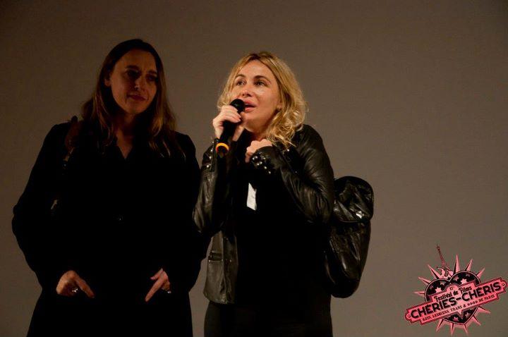 Festival Chéries-Chéris 2011 | Virginie Despente et Emmanuelle Béart