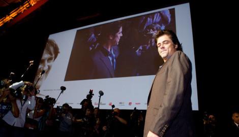 Festival Lumière 2011 | Benicio Del Toro