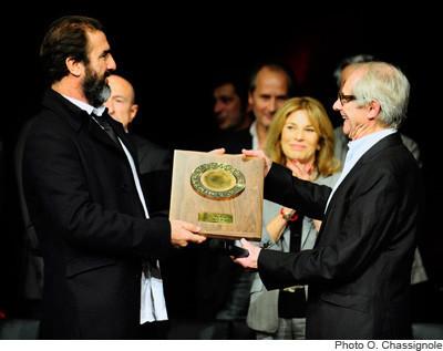 Remise du Prix Lumière à Ken Loach | Festival Lumière 2012