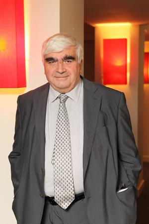 Alain Barrau, directeur du Bureau d'information en France du Parlement européen | Journée Prix Lux à Paris