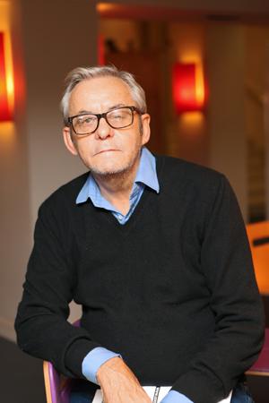 Yvon Thiec, fondateur du Prix Lux et délégué général d'Eurocinema | Journée Prix Lux à Paris
