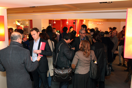 Journée Prix Lux à Paris