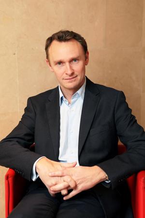 Laurent Cotillon, directeur d'édition du Film Français | Journée Prix Lux à Paris