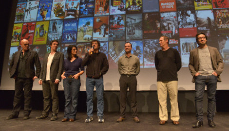 war on screen 2013