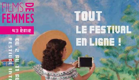 Photo: 43E FESTIVAL DE FILMS DE FEMMES