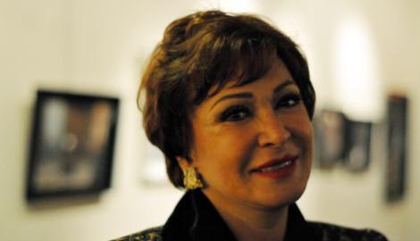 Théâtres au Cinéma 2010   La comédienne Yousra