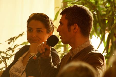 Rencontres du moyen-métrage de Brive 2011 | Vincent Godard de Cousu Main