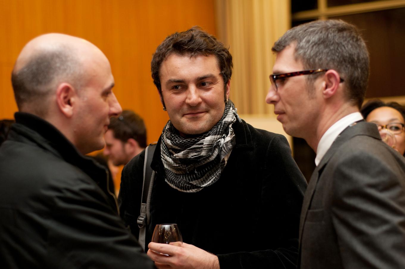 Etoiles Francophones - Ouverture | Olivier Bruand, Guillaume Mainguet et Vincent Godard