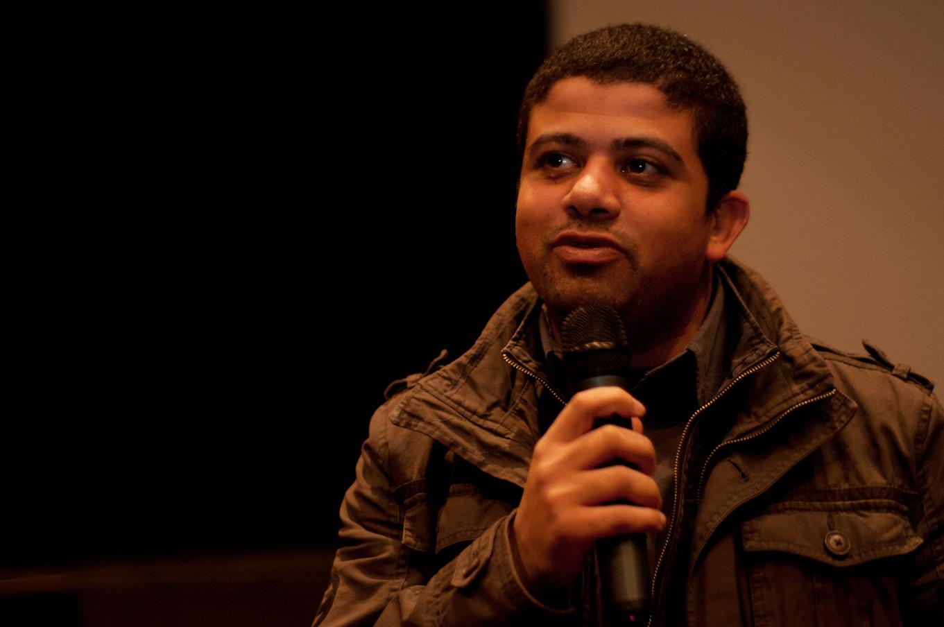 Etoiles Francophones - Microphone | Ahmad Abdalla