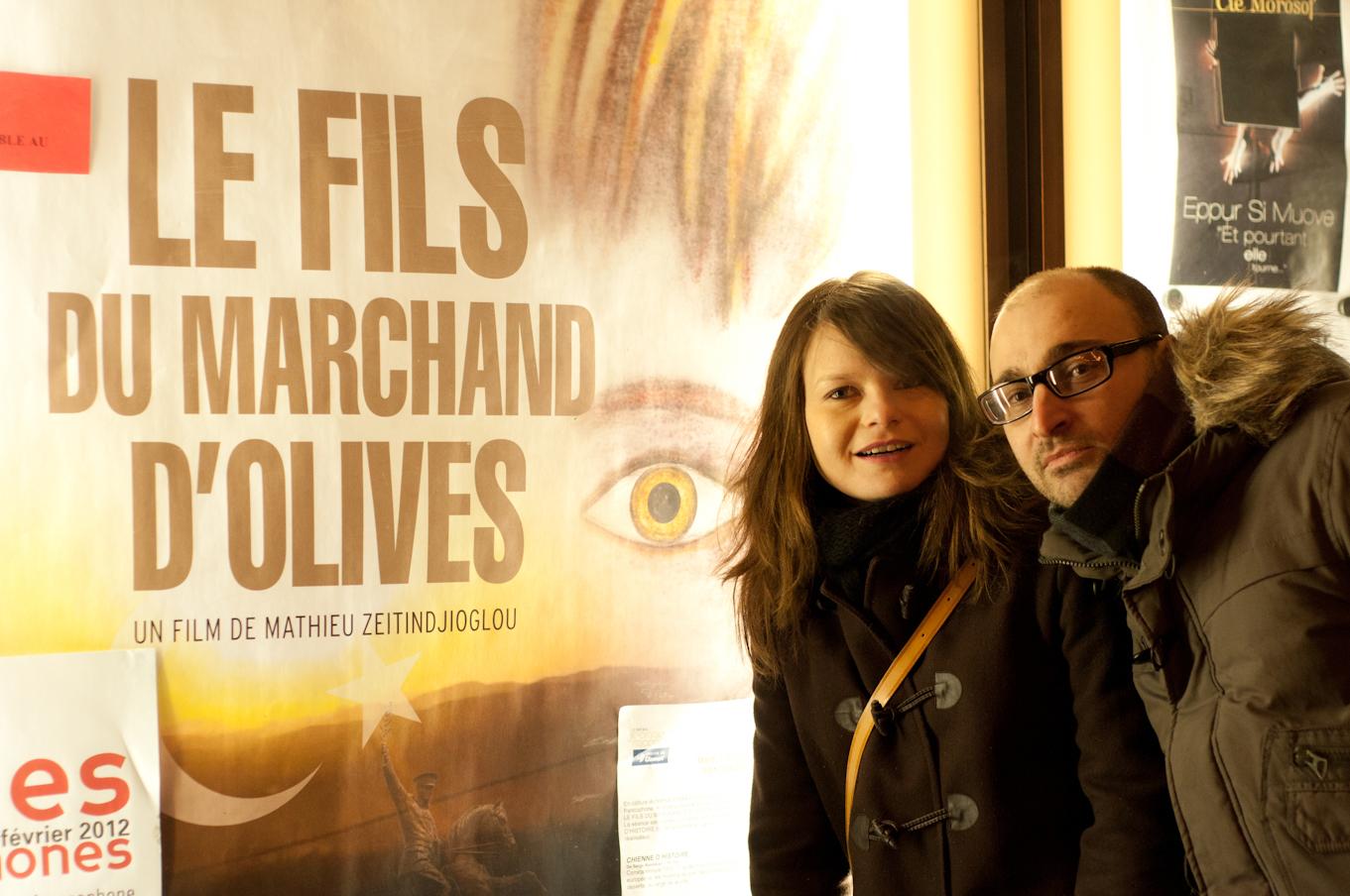 Etoiles Francophones | Anna et Mathieu Zeitindjioglou