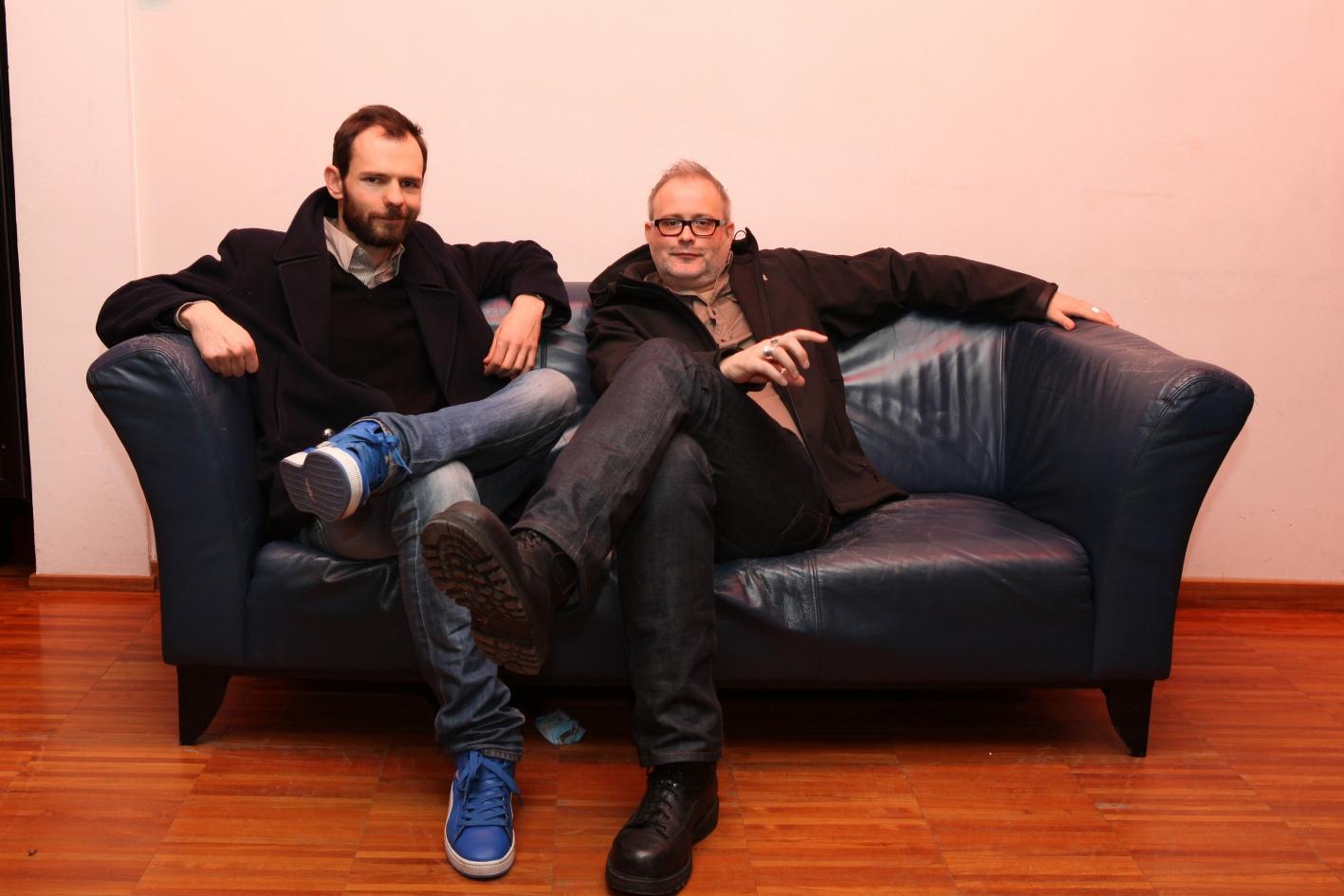 Etoiles Francophones | Jacky Goldberg des Inrocks et le cinéaste québécois Denis Côté