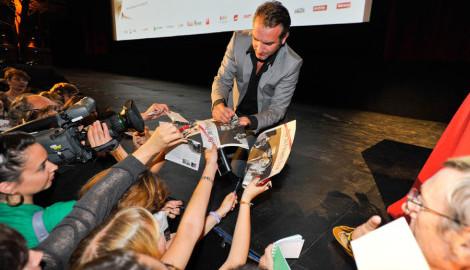 Festival Lumière 2011 | Jean Dujardin