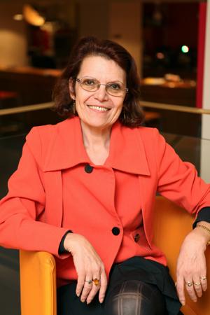 Marie-Christine Vergiat, députée européenne | Journée Prix Lux à Paris